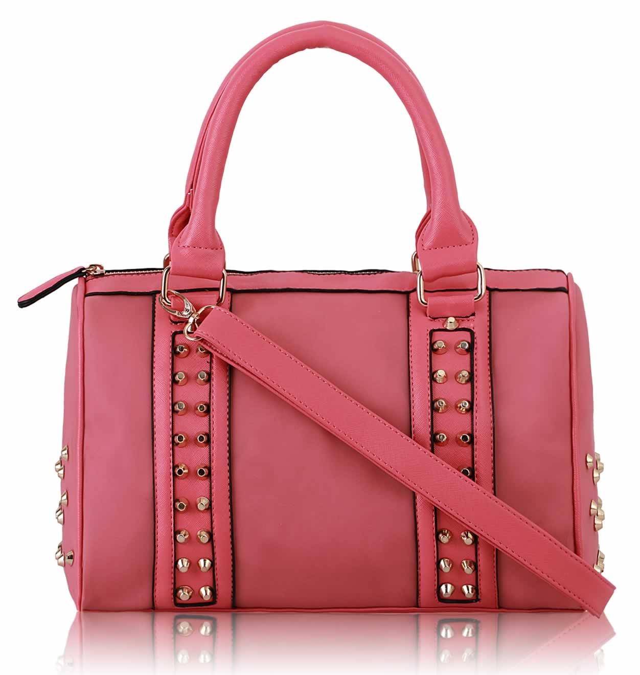 LS7007  -  Kabelka Růžová barva