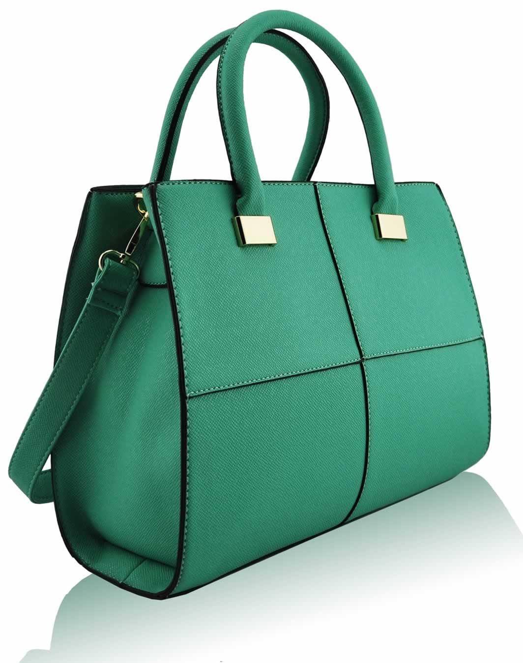 Wholesale Emerald Fashion Tote Handbag