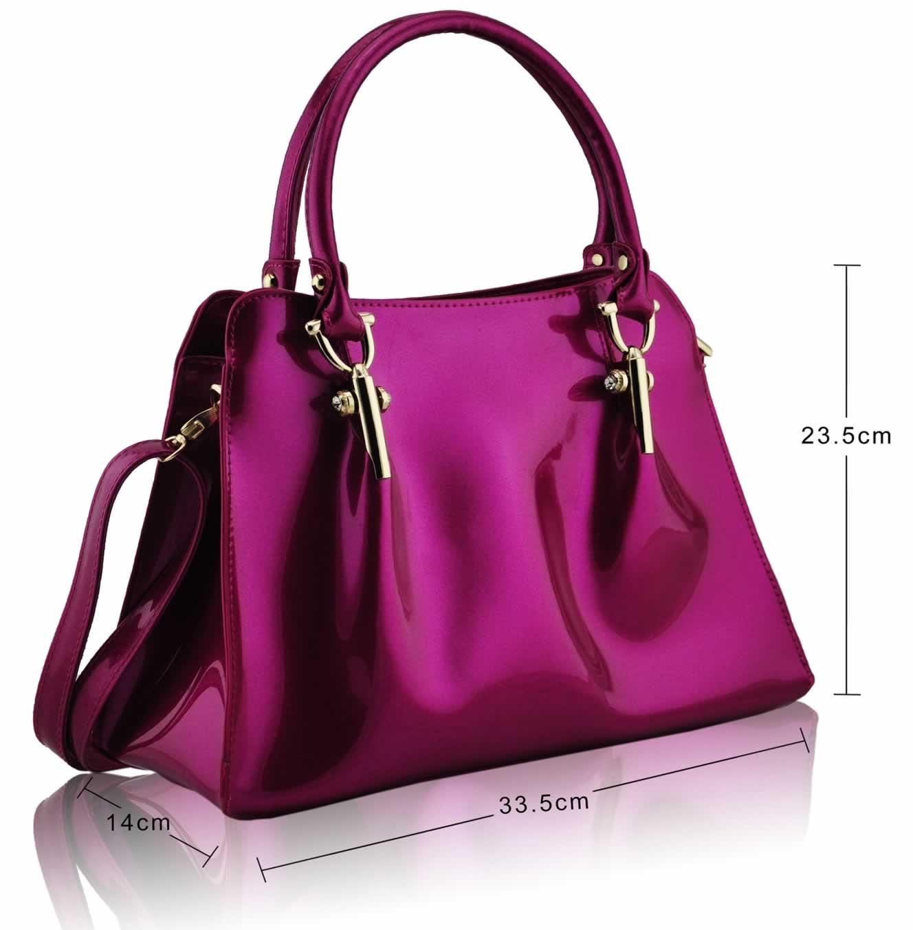 Wholesale bag - Fuchsia Fashion Grab bag