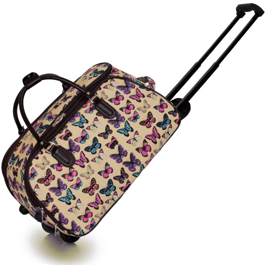 AGT00308A  -  Cestovní taška Béžová barva