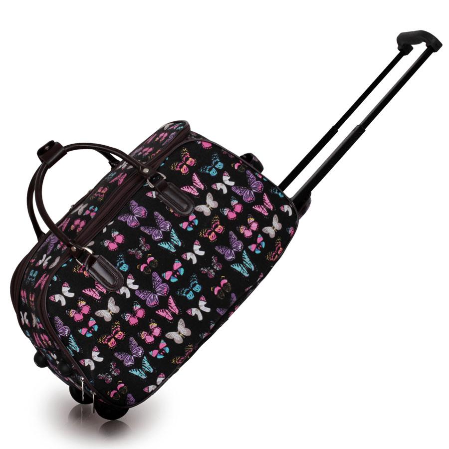 AGT00308A  -  Cestovní taška Černá barva