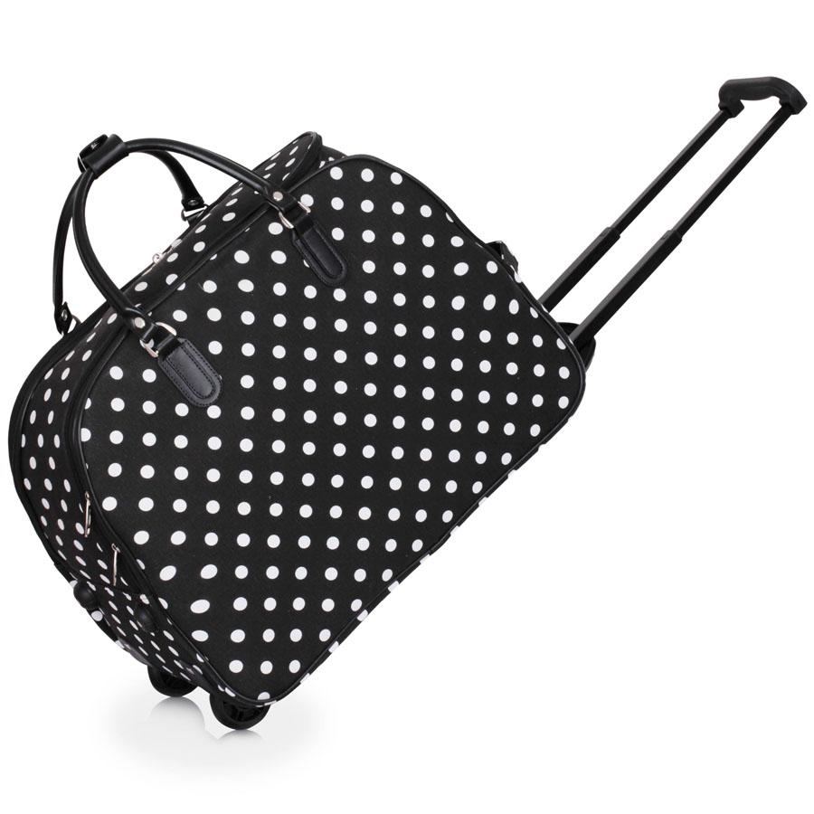 AGT00309  -  Cestovní taška Černá barva