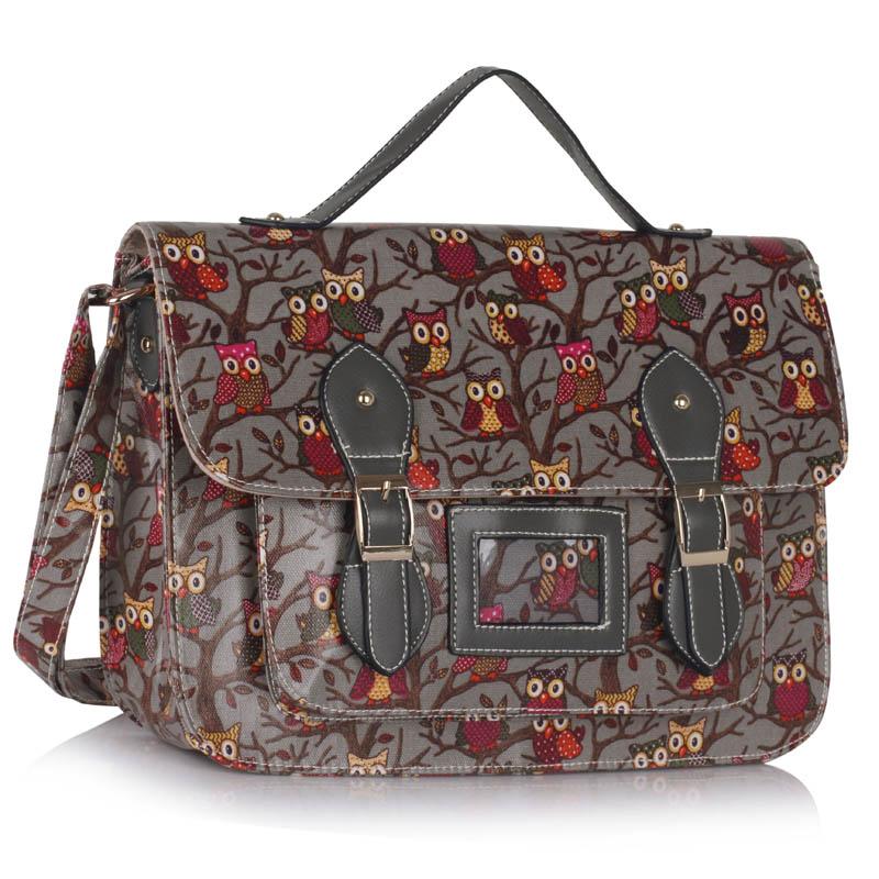 LS00226D  -  Cestovní taška Šedá barva