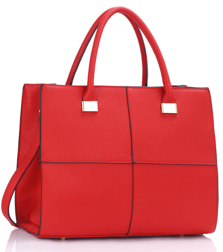 LS00153XL  -  Kabelka Červená barva