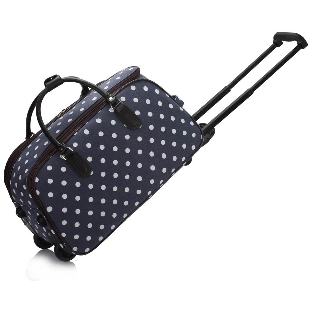 AGT00308D  -  Cestovní taška Námořnická barva