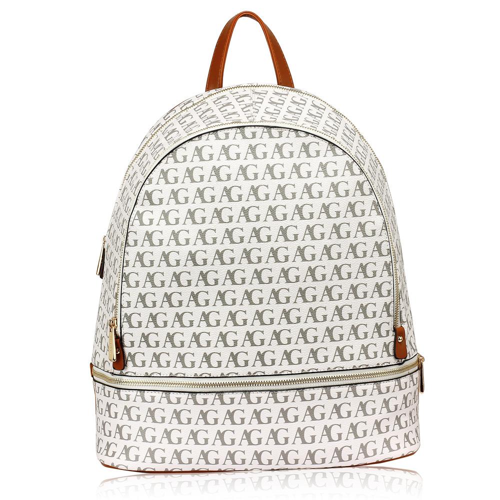 AG00533  -  Cestovnítaška  Bílá barva