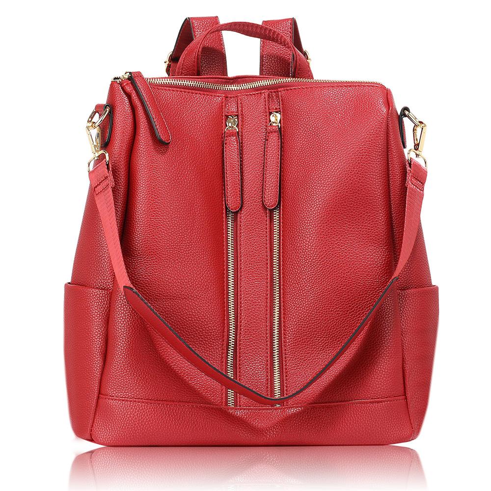 AG00523  -  Cestovní taška Vínová barva