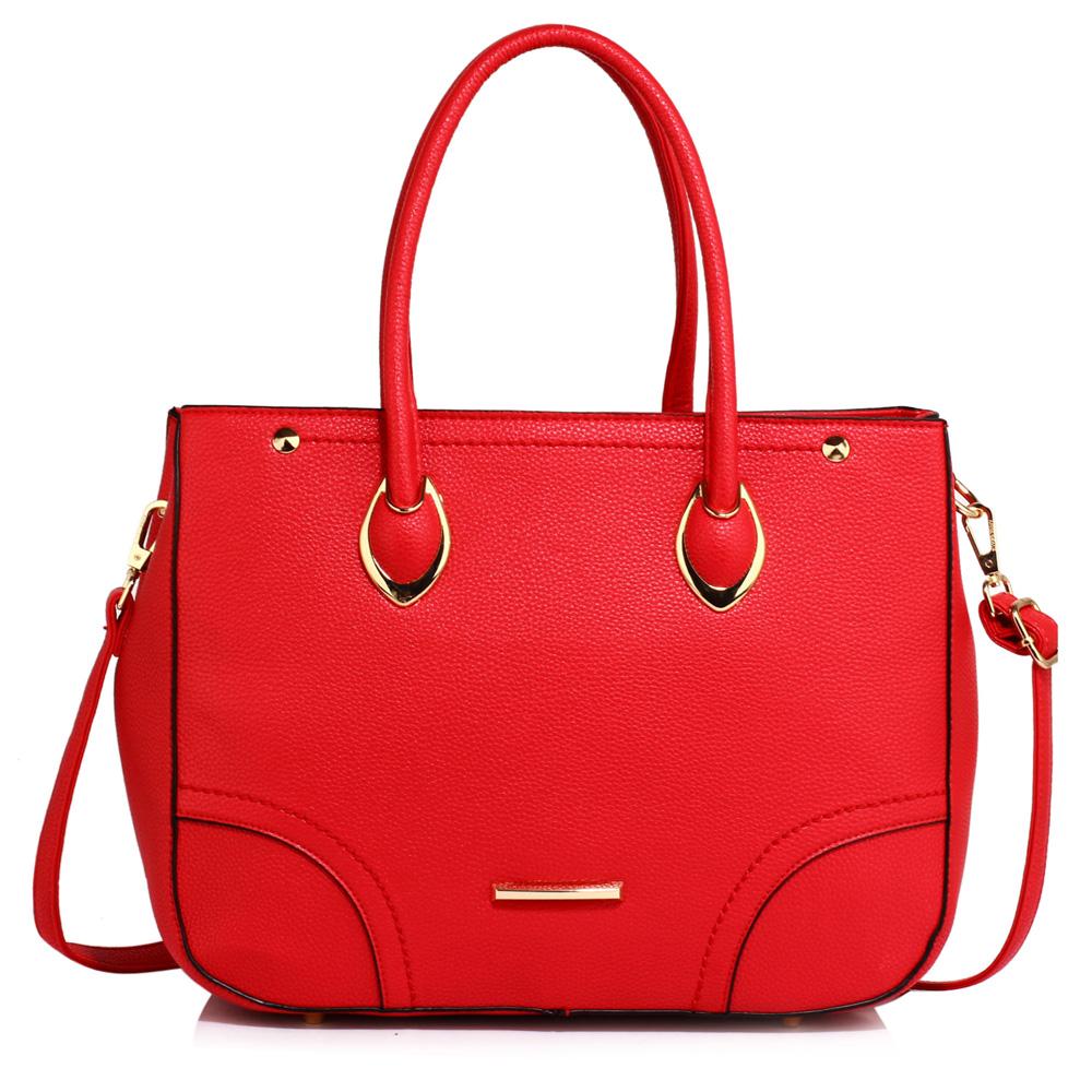 AG00515  -  Kabelka Červená barva
