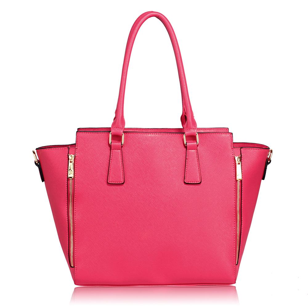 AG00314A  -  Kabelka Růžová barva