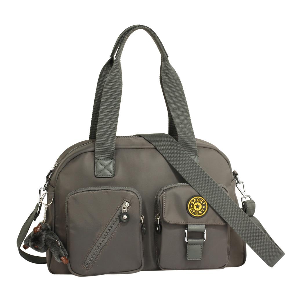 AG00541  - Cestovní taška Modrá barva