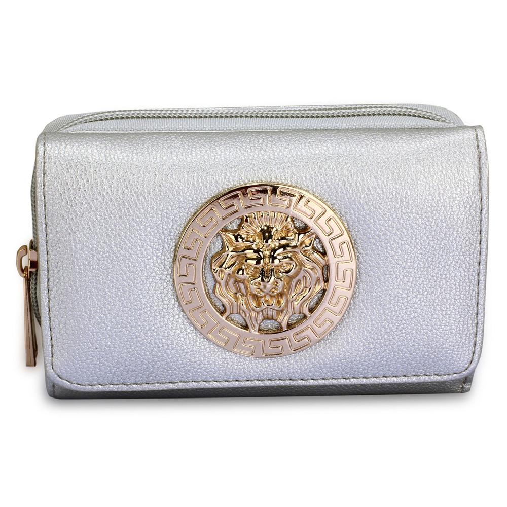 AGP1064A  -  Peněženka Stříbrná barva