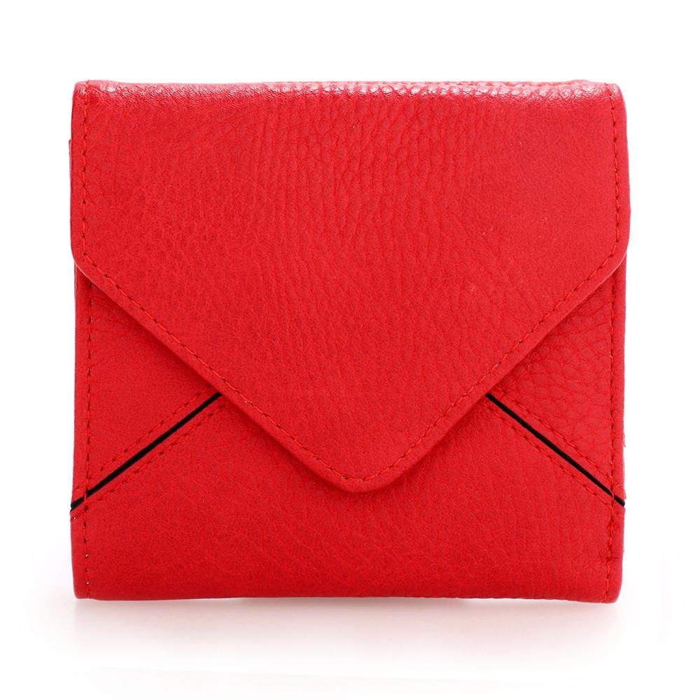 AGP1087  -  Peněženka Červená barva