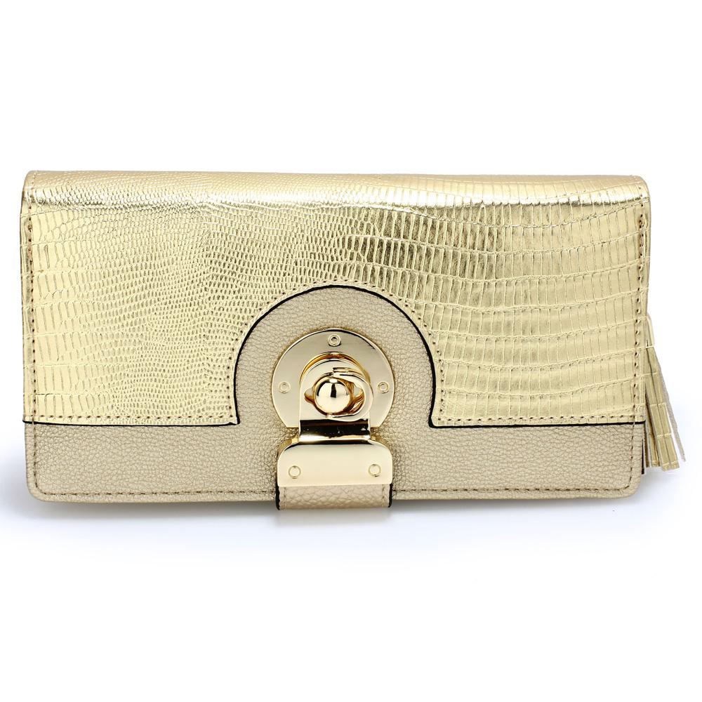 AGP1092B  -  Peněženka Zlatá barva