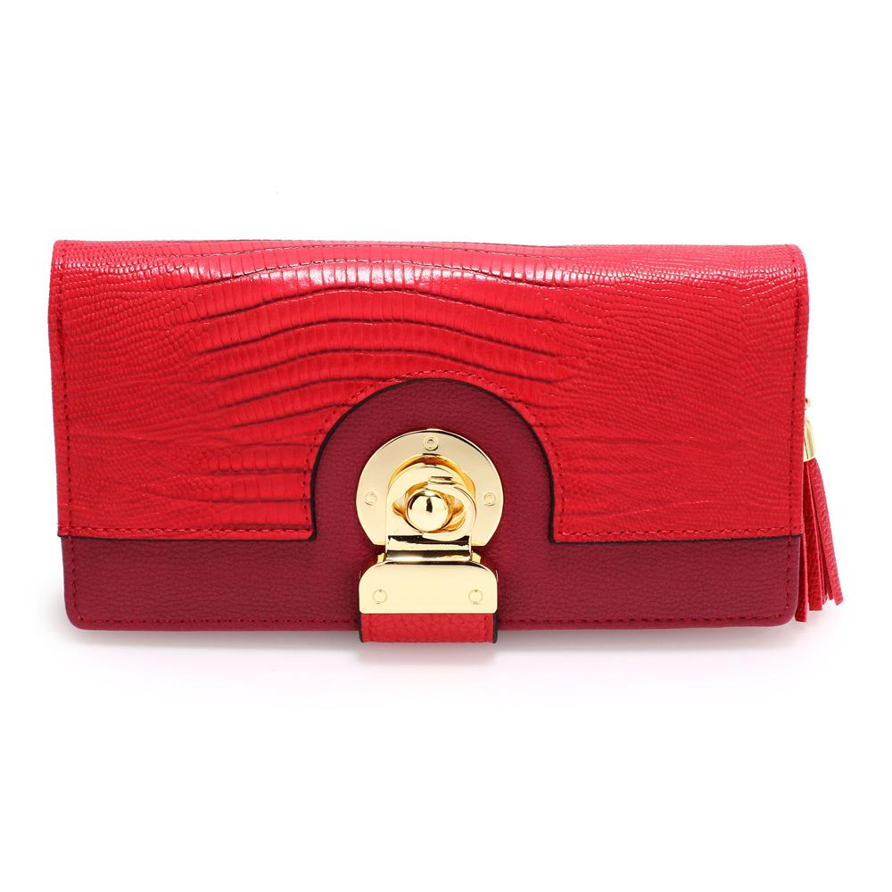 AGP1092B  -  Peněženka Červená barva