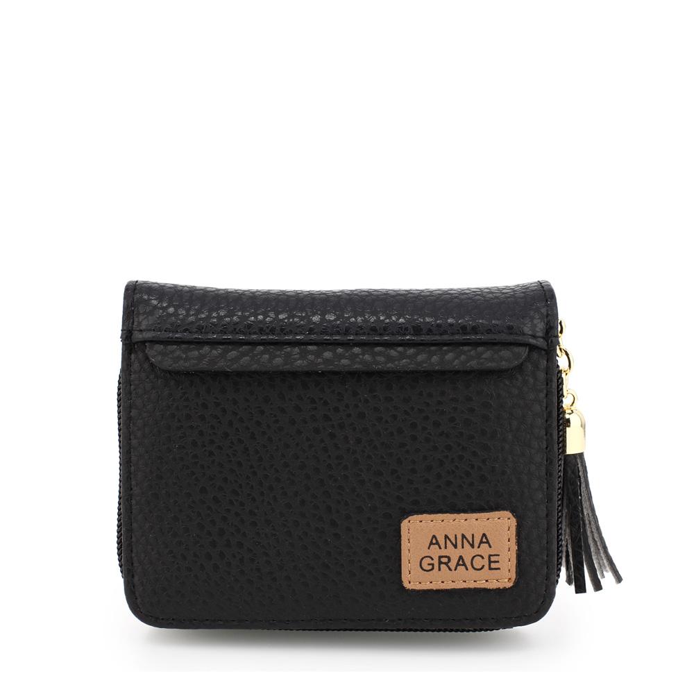 AGP1083  -  Peněženka Černá barva