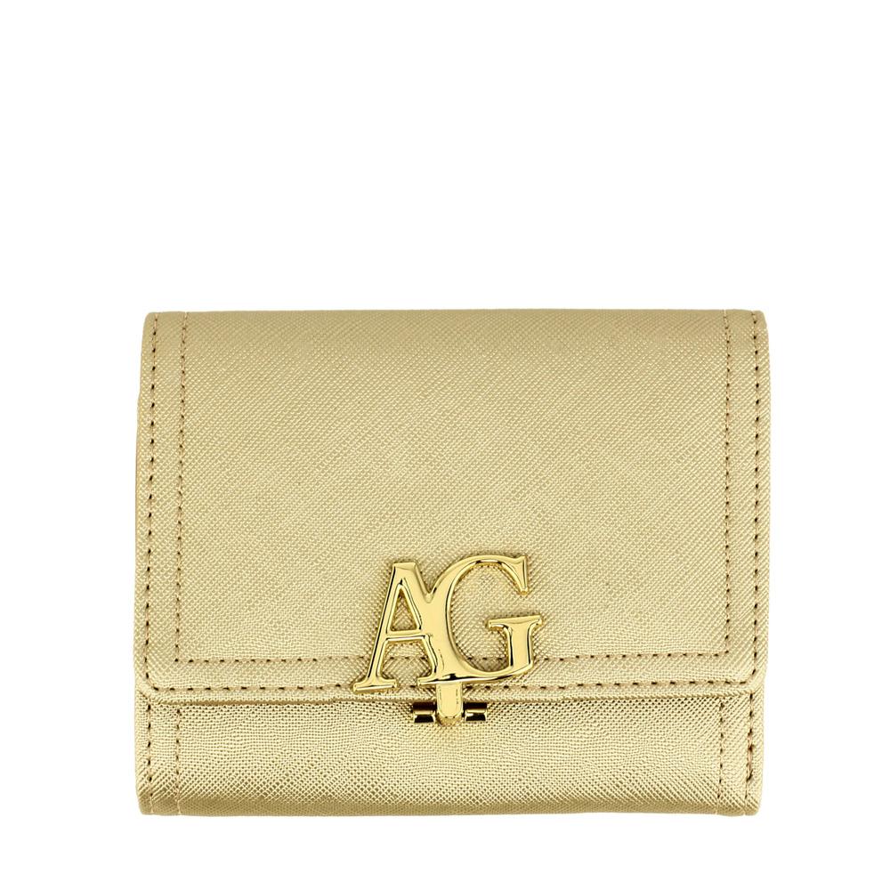 AGP1086  -  Peněženka Zlatá barva