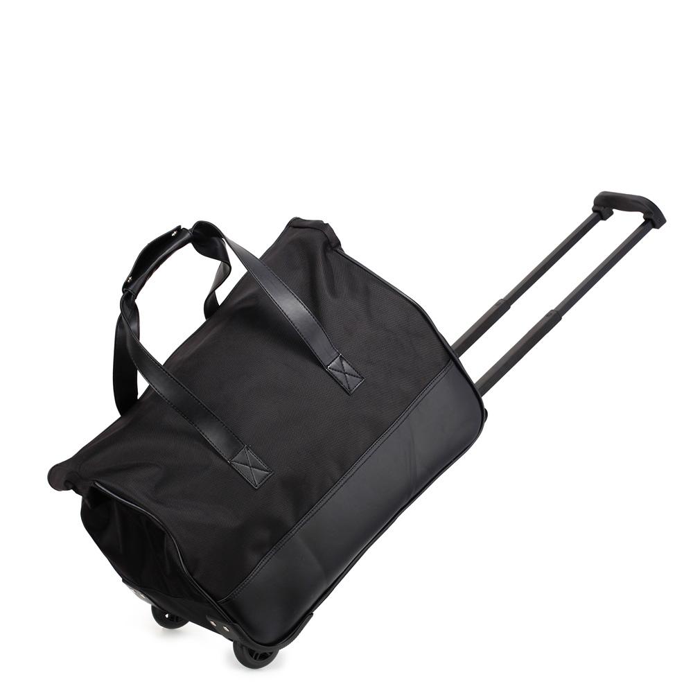 AGT0018  -  Cestovní taška Černá barva