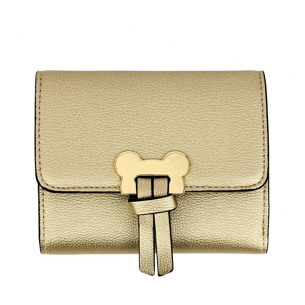 AGP1089  -  Peněženka Zlatá barva