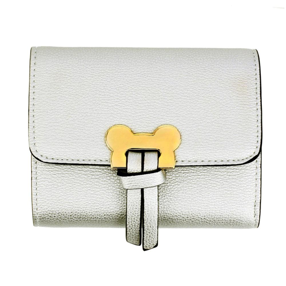 AGP1089  -  Peněženka Stříbrná barva