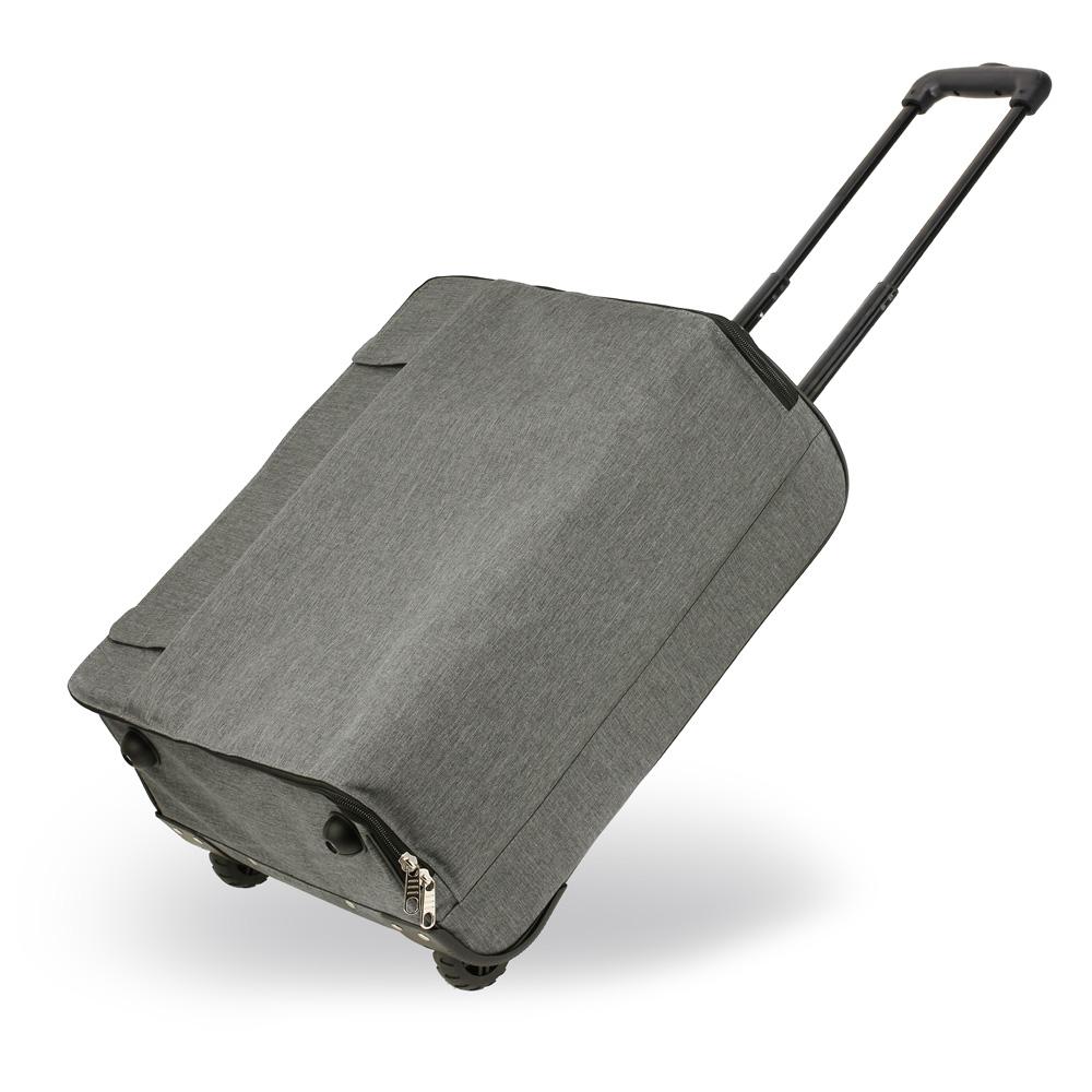 AGT0015  -  Cestovní taška Šedá barva