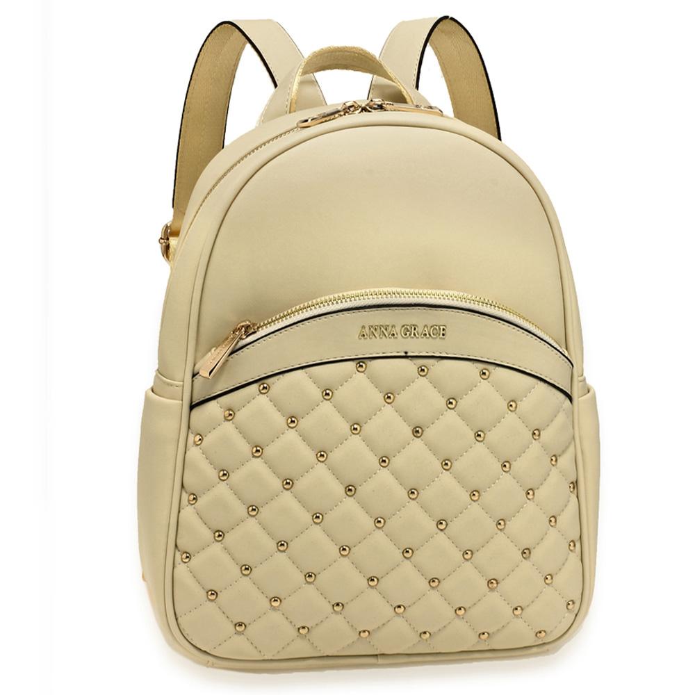 AG00590  -   Cestovní taška Béžová barva