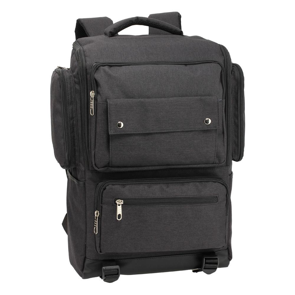 AG00613  - Cestovní taška Černá barva