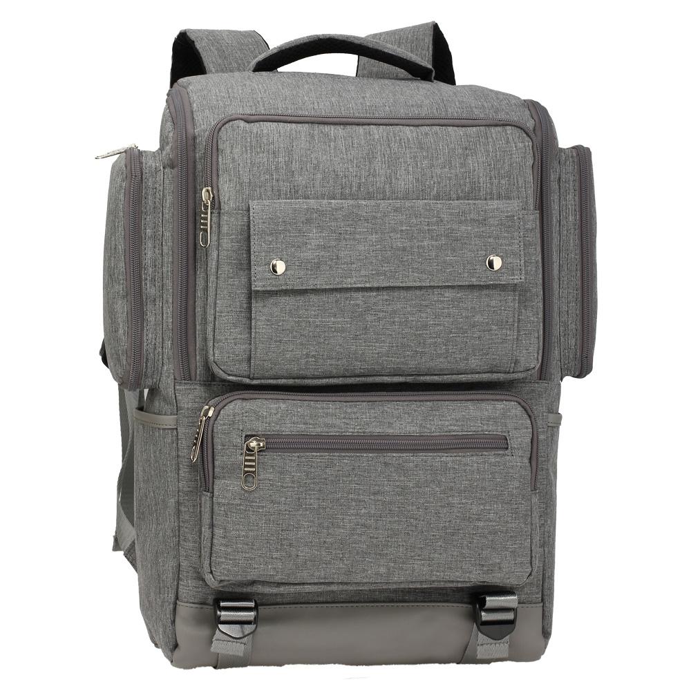 AG00613  -  Cestovní taška Šedá barva
