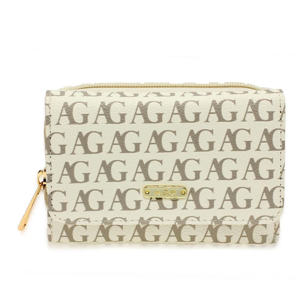 AGP1045P  -  Peněženka Bílá barva