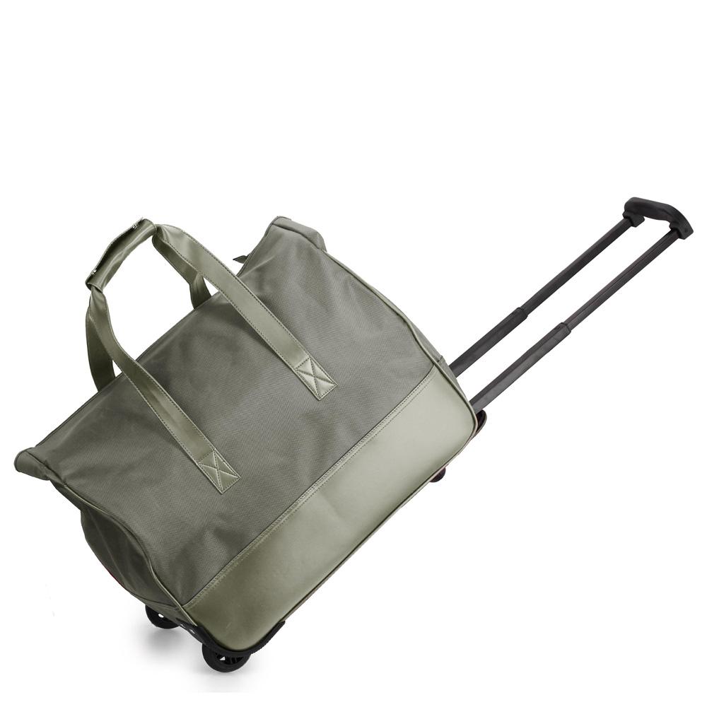 AGT0018  -  Cestovní taška Šedá barva