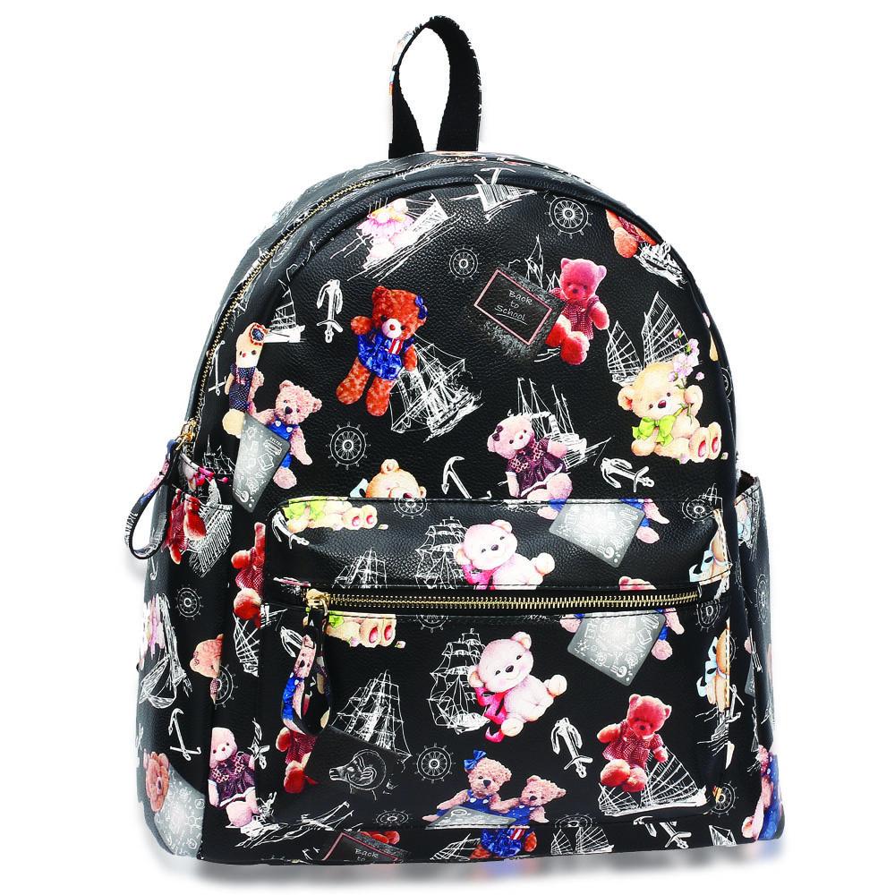 AG00186E  -  Cestovní taška  Černá barva