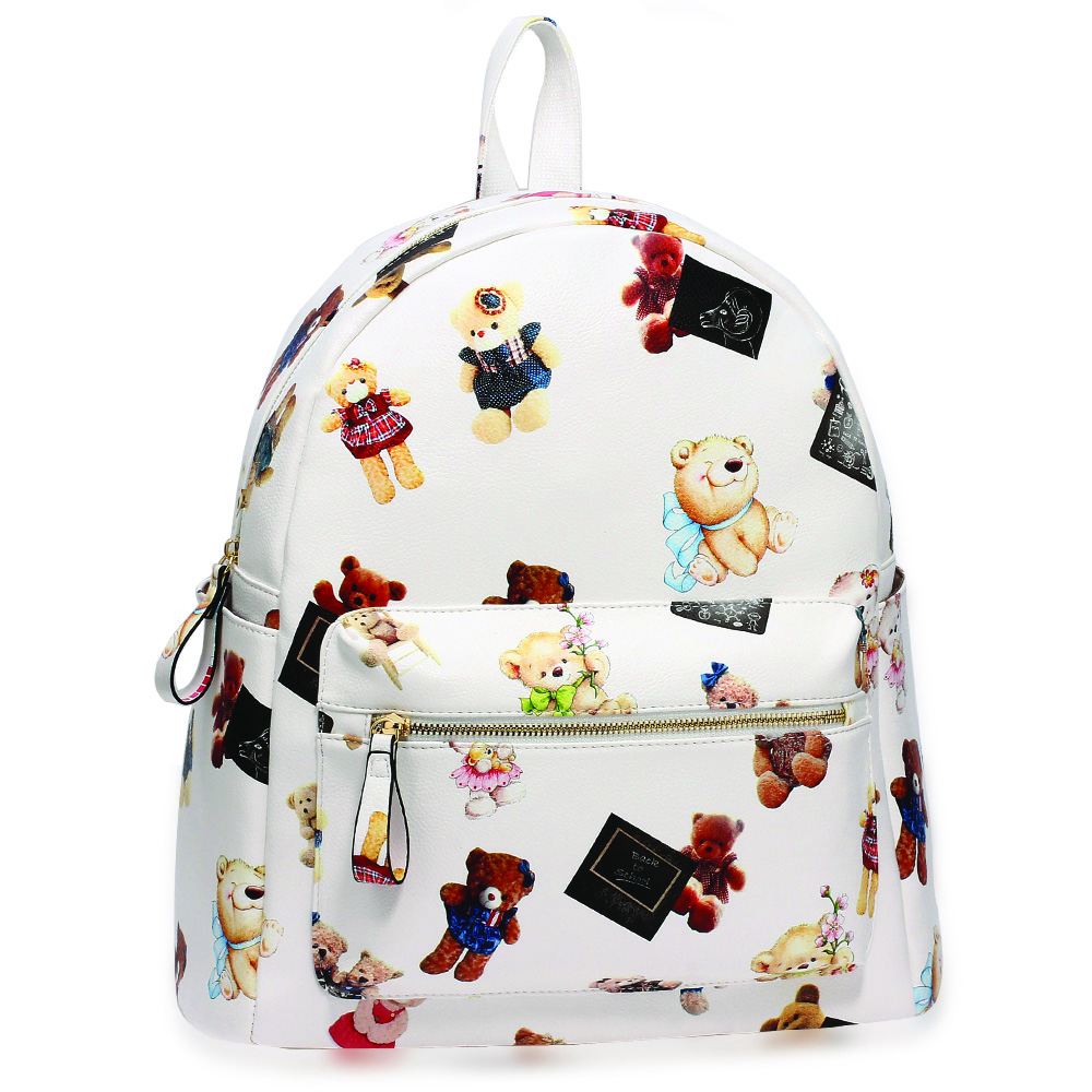 AG00186E  - Cestovní taška Bílá barva