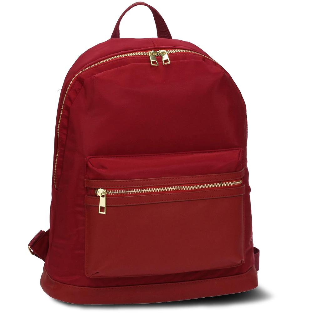 AG00581  -  Cestovní taška Vínová barva