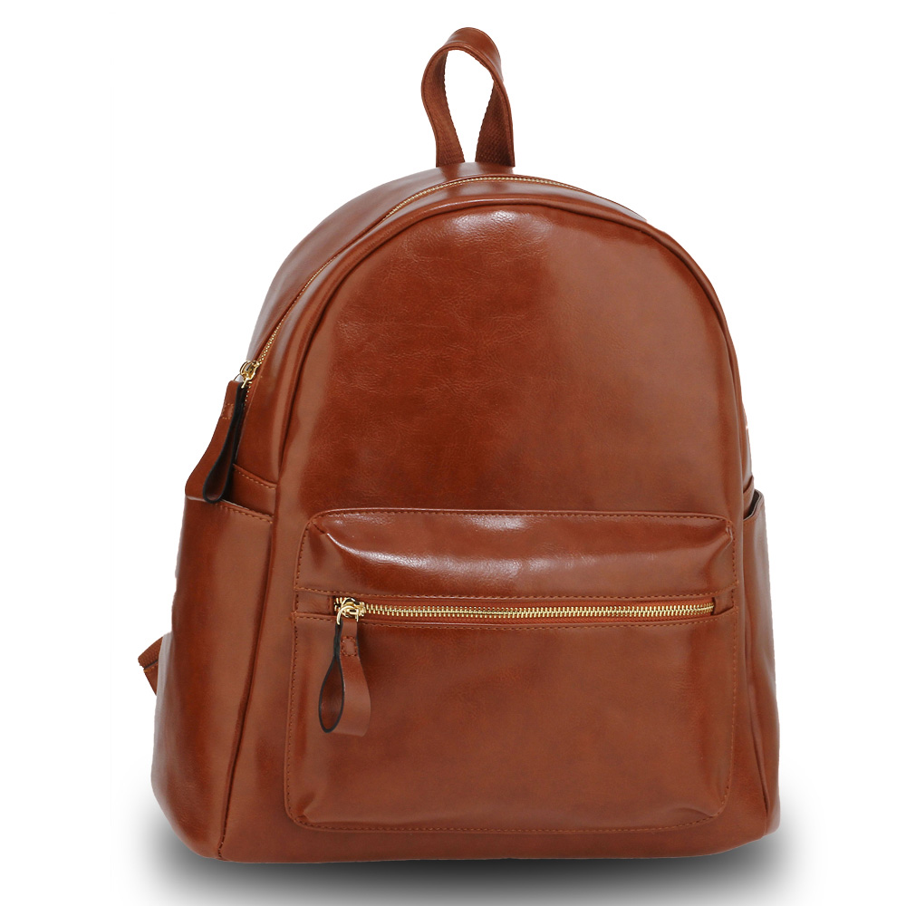 AG00186G  -  Cestovní taška  Hnědá barva