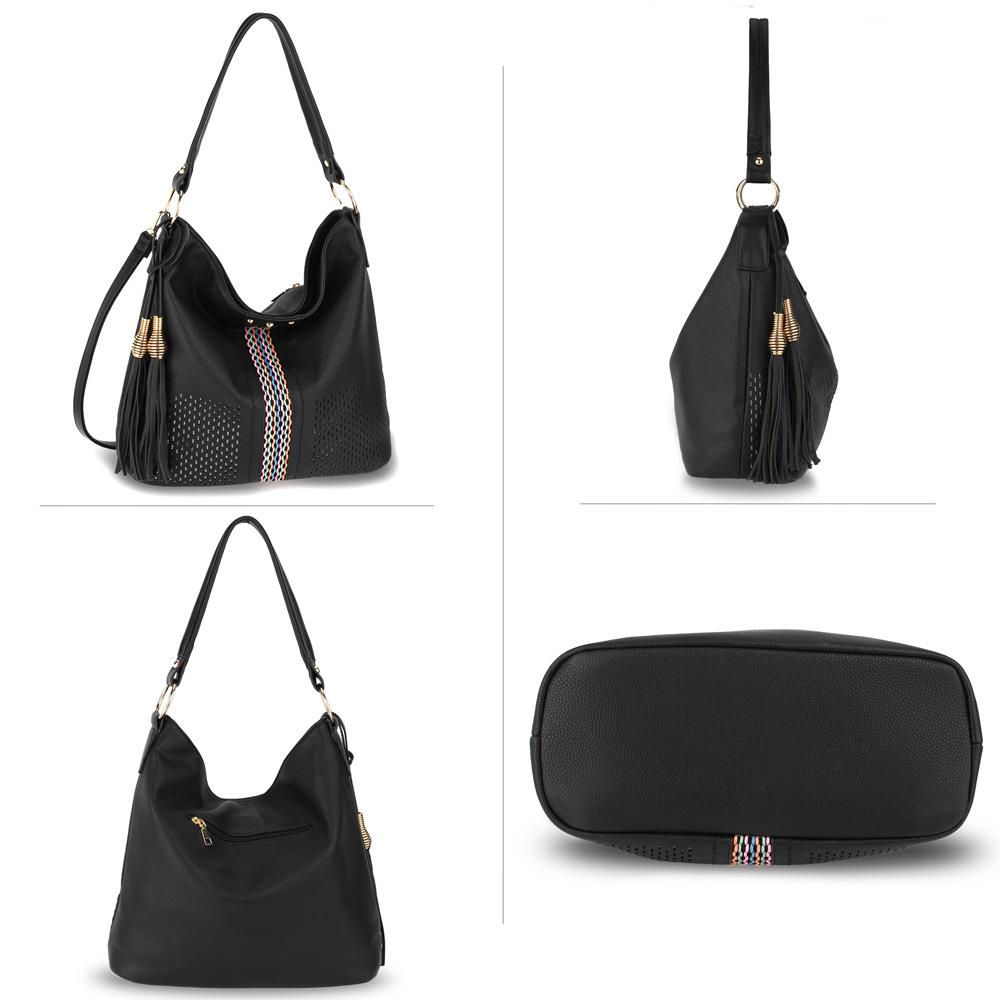 1a962d93cf Wholesale Black Women s Hobo Bag AG00624