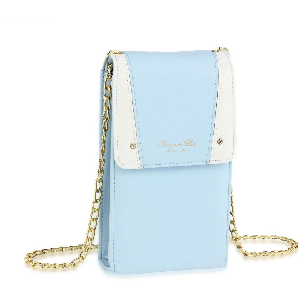 AG00638  -  Kabelka Modrá barva