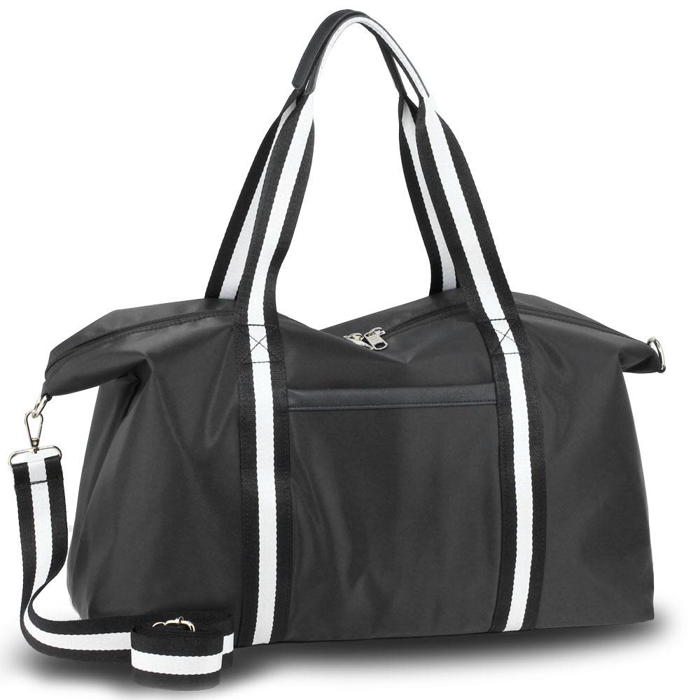 AGT0021  -  Cestovní taška Černá barva