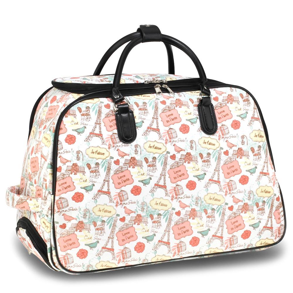 AGT1011A  -  Cestovní taška Růžová barva