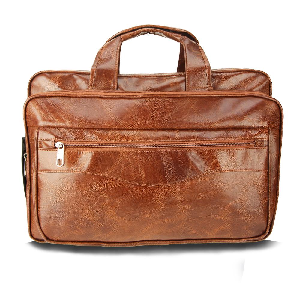 AG00256A  -  Cestovní taška Hnědá barva
