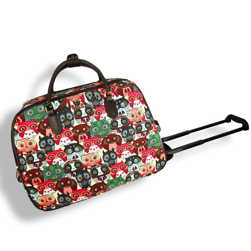 AGT1017  -  Cestovní taška Béžová barva