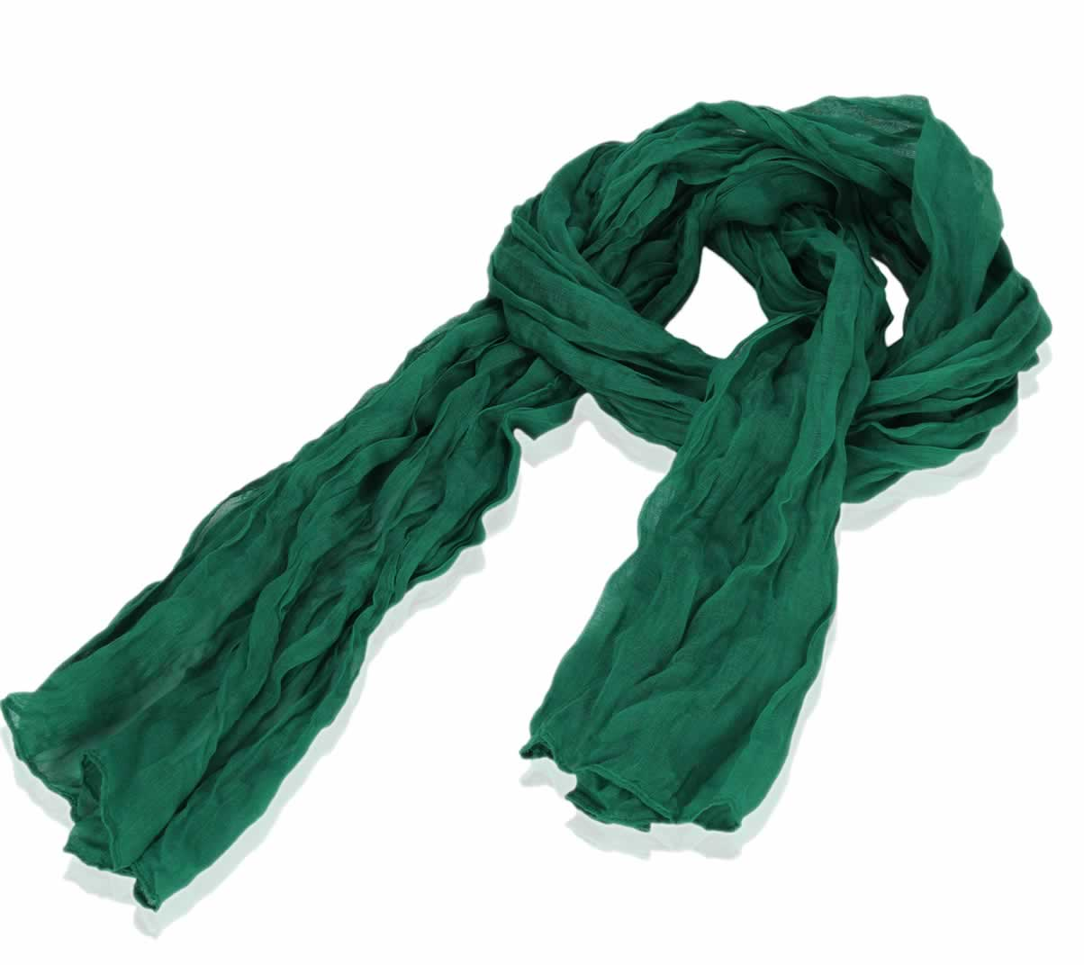 Wholesale Green Womens Scarf