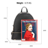 AG00171  - Wholesale & B2B Black Backpack Rucksack School Bag Supplier & Manufacturer