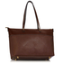 LS00121- Coffee Grab Shoulder Handbag