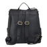 AG00523 - Black Backpack Rucksack School Bag
