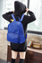 AG00524 - Blue Backpack School Bag