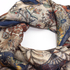 AGSC022 -  Multi-color Floral Print Women's Scarf