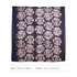 AGSC034 - Floral Print Navy Women's Scarf