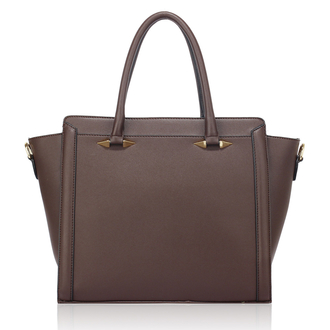 AG00516 - Coffee Women's Tote Shoulder Bag