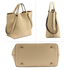 AG00198 - Wholesale & B2B Beige Women's Tote Shoulder Bag Supplier & Manufacturer
