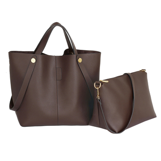 AG00198 - Coffee Women's Tote Shoulder Bag