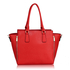 AG00314A - Wholesale & B2B Red Zipper Tote Bag Supplier & Manufacturer